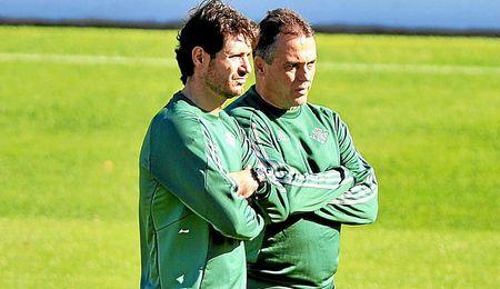 Alexis Trujillo será el asistente de Víctor Sánchez del Amo.