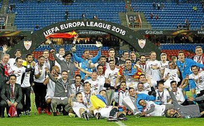 La conquista de la Quinta podría llevar al Sevilla a ser coronado en Dubai el 27 de diciembre.