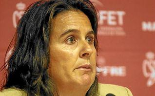 Conchita seguirá al frente de la´ Armada´ española