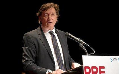 Lete ejerció desde 2010 y hasta ayer como director general de deportes de la Xunta de Galicia.