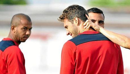 Dybala y Vázquez no se podrán enfrentar.