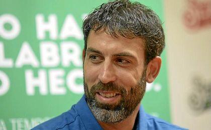Berni Rodríguez, director deportivo del Betis Baloncesto.