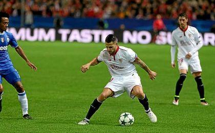 Ante la Juventus volvió a dar una lección de derroche físico.