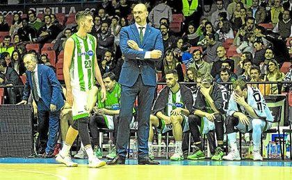 El ´20´ aún tiene que ganarse la confianza del entrenador.