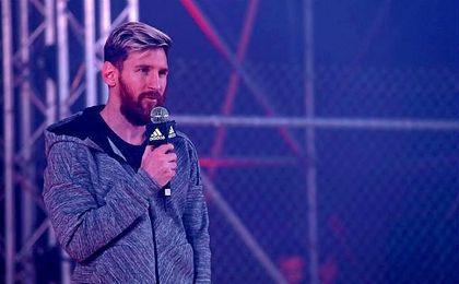 """""""No sería lógico que el mejor equipo del mundo dependiera de un solo jugador""""."""