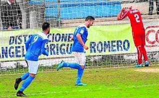 Castro y Delgado, sinónimo de goles en el Écija