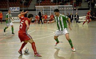 Puertollano 2-2 Real Betis FS: Empate de alta tensión
