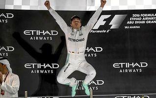 Rosberg se corona en Abu Dabi