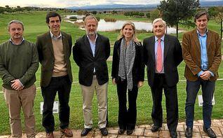 Claudia Hernández, nueva presidenta de la Confederación Española de Campos de Golf