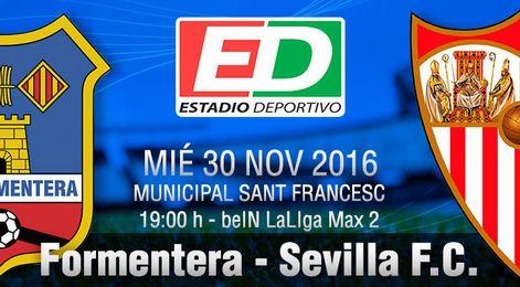 Formentera-Sevilla: El amateurismo sueña al cuadrado