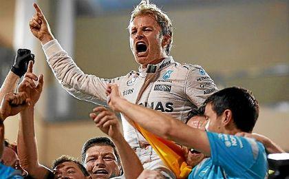Nico Rosberg anuncia su retirada de la Fórmula Uno