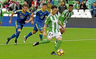 Rubén Castro: ´Haciendo tres goles no se nos puede escapar´