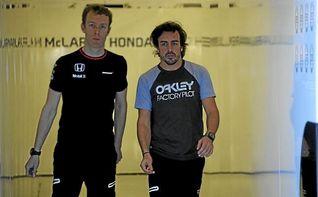 Zac Brown: ´Tenemos un contrato con Alonso y está muy contento´