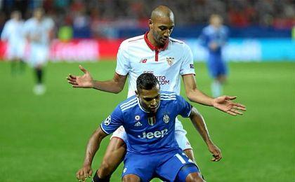La Juventus ha seguido en directo a N´Zonzi durante varios partidos.