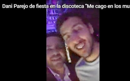 Parejo, pillado de fiesta (Contiene vídeo)