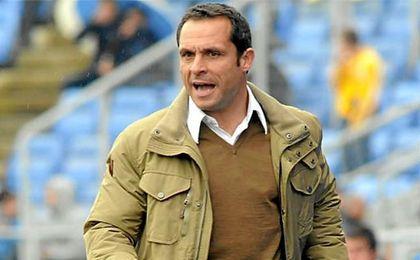 Sergi Barjuán pudo ser entrenador del Betis.