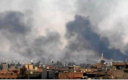 Al menos 5 muertos y 24 heridos en un atentado suicida en el sur de Irak