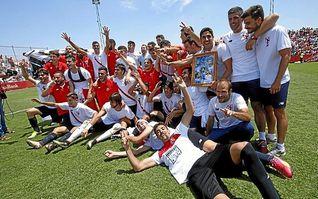 El Sevilla Atlético, a por otro año igual