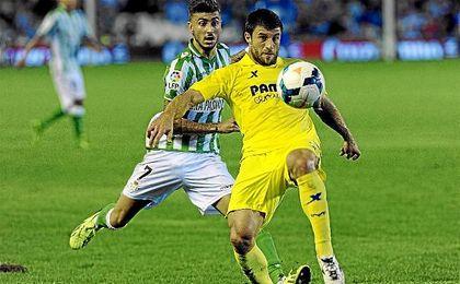 Jokic no contaba con minutos en el Villareal.