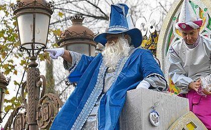 Imagen de la Cabalgata de Reyes del año pasado.