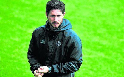 """Víctor se mostró """"optimista"""" con los fichajes y la situación del equipo."""