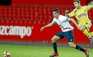 El Sevilla Atlético pierde a Cotán