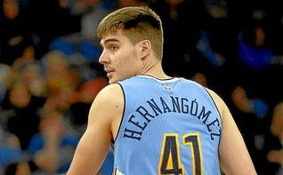Juancho Hernangómez: ´La NBA es impresionante; estoy viviendo un sueño´