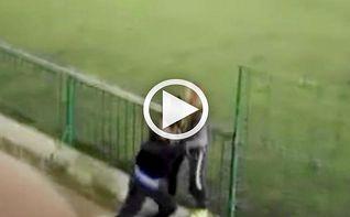 La escalofriante pelea entre dos padres en un partido de juveniles en Canarias