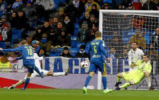 Real Madrid 1-2 Celta: Aspas y Jonny congelan el Bernabéu