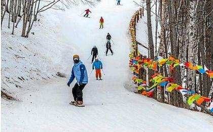 Mueren dos esquiadores en sede de los Juegos Olímpicos de Invierno de 2022