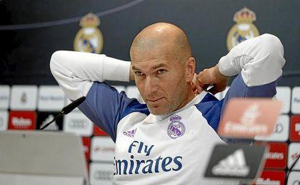 "Zidane: ""Cristiano siempre va a marcar la diferencia"""