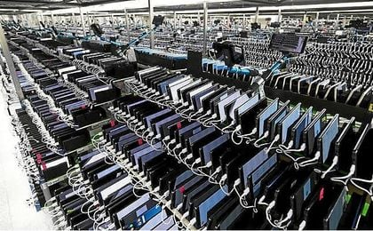 Procesos de carga y descarga de los dispositivos.