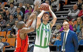El Betis Baloncesto ya prepara su partido ante el Tenerife