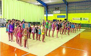 Una nueva fiesta de la gimnasia rítmica