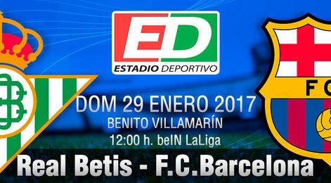 FINAL | Betis 1-1 Barcelona: