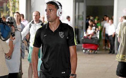 El brasileño Weligton pasa a formar parte del cuerpo técnico del Málaga
