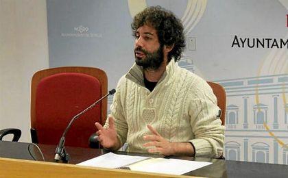 """El concejal Moreno pide """"disculpas"""" al Betis"""