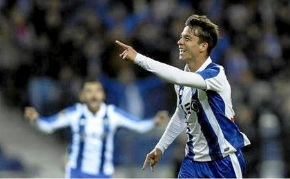 El Oporto paga 20 kilos por el canterano del Atlético.