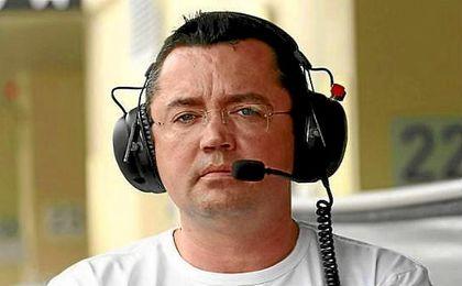 """Boullier anuncia """"emocionantes cambios"""" en el nuevo McLaren de Alonso"""