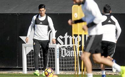 Lista de convocados del Valencia para visitar el Villamarín