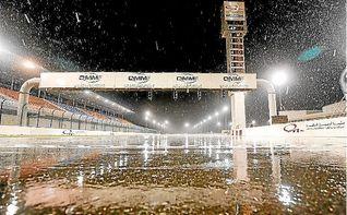 El IRTA asegura que se correrá aunque llueva en Catar