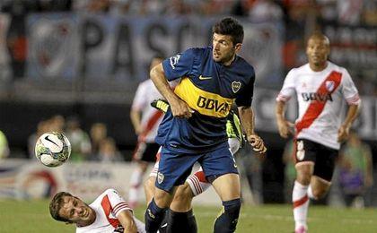 Gigliotti regresa a Argentina para jugar cedido en Independiente