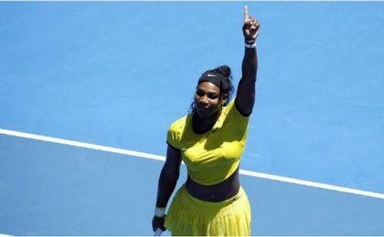 Serena Williams sigue líder mientras que Garbiñe Muguruza se mantiene séptima