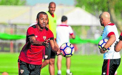 Mariano Ferreira está cuajando una gran campaña y lleva algún tiempo en el visor de Brasil.