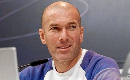 Zidane no da por eliminado al Barcelona ante el PSG