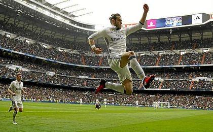 Bale anotó el segundo gol blanco.