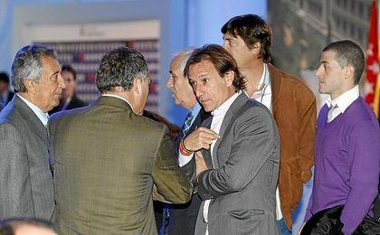 Alfonso Pérez, sin pelos en la lengua.