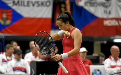 Lara Arruabarrena, eliminada en primera ronda en Dubai