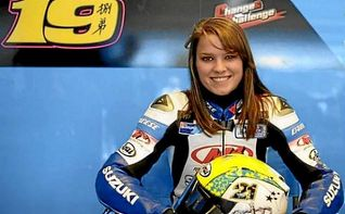 Elena Myers confiesa que dejó el motociclismo por una agresión sexual
