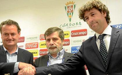Emilio Vega ha dejado de ser director deportivo del Córdoba